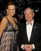 Washington, D.C. - April 21, 2007 -- Mayor Michael Bloomberg of New York City and Petra Nemcova attend the parties prior to the 2007 White House Correspondents Association dinner at the Washington Hilton in Washington, D.C. on Saturday evening, April 21, 2007..Credit: Ron Sachs / CNP                                                            (NOTE: NO NEW YORK OR NEW JERSEY NEWSPAPERS OR ANY NEWSPAPER WITHIN A 75 MILE RADIUS OF NEW YORK CITY)