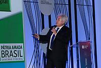 SAO PAULO, SP - 15.02.2019 - CAMPUS PARTY - O Ministro da Ci&ecirc;ncia e Tecnologia, Marcos Pontes durante a Campus Party nesta sexta-feira (15) no Expo Center Norte na zona norte de Sao Paulo.<br /> <br /> (Foto: Fabricio Bomjardim / Brazil Photo Press / Folhapress)