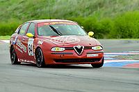 2001 British Touring Car Championship #64 Gavin Pyper. Alfa Romeo 156. GA Janspeed.