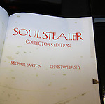 """""""Soul Stealer Collector's Edition"""" on October 13, 2012 at the Javits Center, New York City, New York. (Photo by Sue Coflin/Max Photos)"""