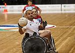 GIO IWRF Wheelchaiur Rugby World Championships 2018
