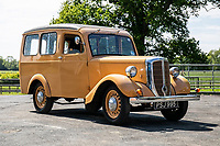 BNPS.co.uk (01202 558833)<br /> Pic: SilverstoneAuctions/BNPS<br /> <br /> 1952 Jowett Bradford Utility De Luxe<br /> <br /> A quirky collection of rare and unusual cars is set to go under the hammer for more than £300,000.<br /> <br /> The group of 16 classic motors range from hand-built replica racing cars to barely used family saloons.<br /> <br /> They are currently owned by an esteemed British collector but have now been consigned to sale with Silverstone Auctions of Ashorne, Warwicks.