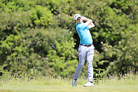 Ted Collins (Dun Laoghaire) during the 1st round of the East of Ireland championship, Co Louth Golf Club, Baltray, Co Louth, Ireland. 02/06/2017<br /> Picture: Golffile | Fran Caffrey<br /> <br /> <br /> All photo usage must carry mandatory copyright credit (&copy; Golffile | Fran Caffrey)