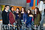 Vicky Perry, Precious Dike, Lisa Radulescu, Suzanna Hoxha, Amanda Murphy, Michaela Ryan, Presentation Secondary School, Tralee, students pictured at IT Tralee Open Day on Friday last.