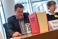 2018/05/14 Bundestag | Rechtsausschuss