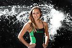 Tulane Swim and Dive, Fall 2016, Water Photoshoot.