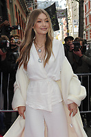 www.acepixs.com<br /> November 15, 2017 New York City<br /> <br /> Gigi Hadid was seen at Stuart Weitzman in New York City on November 15, 2017.<br /> <br /> Credit: Kristin Callahan/ACE Pictures<br /> <br /> Tel: 646 769 0430<br /> Email: info@acepixs.com