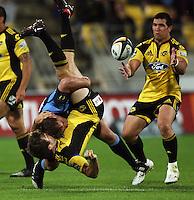 090320 Super 14 Rugby - Hurricanes v Bulls