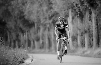 Kristian House (GBR)<br /> <br /> training with Team RaphaCondorJLT