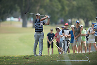 Jake Mcleod (NZL) during the final round of the Australian PGA Championship, Royal Pines Resort Golf Course, Benowa, Queensland, Australia. 02/12/2018<br /> Picture: Golffile | Anthony Powter<br /> <br /> <br /> All photo usage must carry mandatory copyright credit (&copy; Golffile | Anthony Powter)