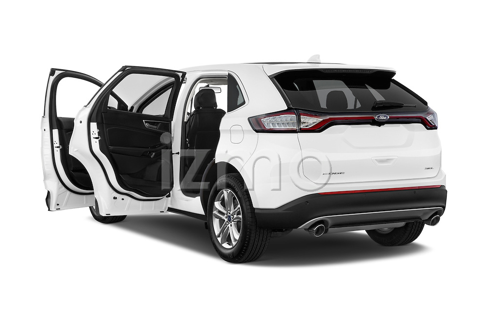 Car images of 2015 Ford Edge Titanium 5 Door SUV Doors