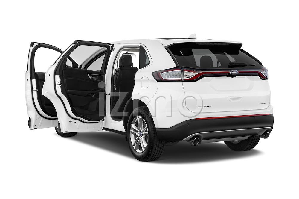 Car images of 2015 Ford Edge Titanium 5 Door SUV Doors