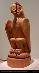 Cedar Eagle, Chief Gadeelip, Nisga'a Clan, Nass River valley, British Columbia, British Museum, London, England, UK