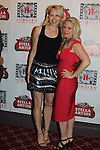 Terri Conn (stars in Jack and Diane) with her friend Jane - Hoboken International Film Festival opening night June 3 and continuing through June 9, 2016 at the Paramount Theatre in Middletown, New York honoring Martin Kove and Danny Aiello. (Photo by Sue Coflin/Max Photos)