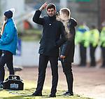 23.12.2018 St Johnstone v Rangers: Steven Gerrard