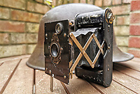 Historian unearths WW1 camera in full working order