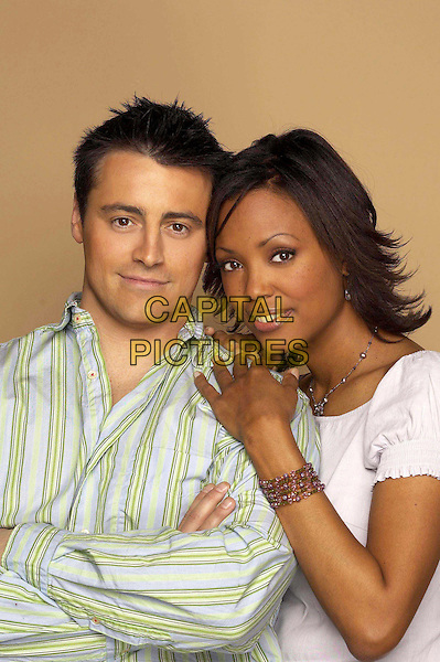 FRIENDS .Matt LeBlanc, Aisha Tyler .Filmstill - Editorial Use Only.Ref: FB.sales@capitalpictures.com.www.capitalpictures.com.Supplied by Capital Pictures.