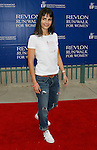 LOS ANGELES, CA. - May 09: Jordana Brewster arrives at the 16th Annual EIF Revlon Run/Walk For Women at the Los Angeles Memorial Coliseum on May 9, 2009 in Los Angeles, California.