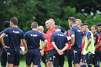 VOETBAL: LANGEZWAAG: 18-06-2016, SC Heerenveen 1e training, Jurgen Streppel, ©foto Martin de Jong