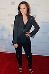 MENA SUVARI. Arrivals to LA Fashion Weekend at Sunset Gower Studios. Hollywood, CA, USA. March 21, 2010..