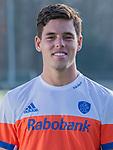 UTRECHT - Teun Beins, speler Nederlands Hockey Team heren. COPYRIGHT KOEN SUYK