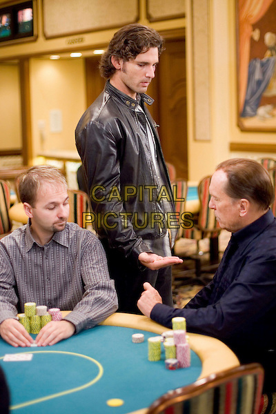 DANIEL NEGREANU, ERIC BANA & ROBERT DUVALL.in Lucky You.*Editorial Use Only*.www.capitalpictures.com.sales@capitalpictures.com.Supplied by Capital Pictures.