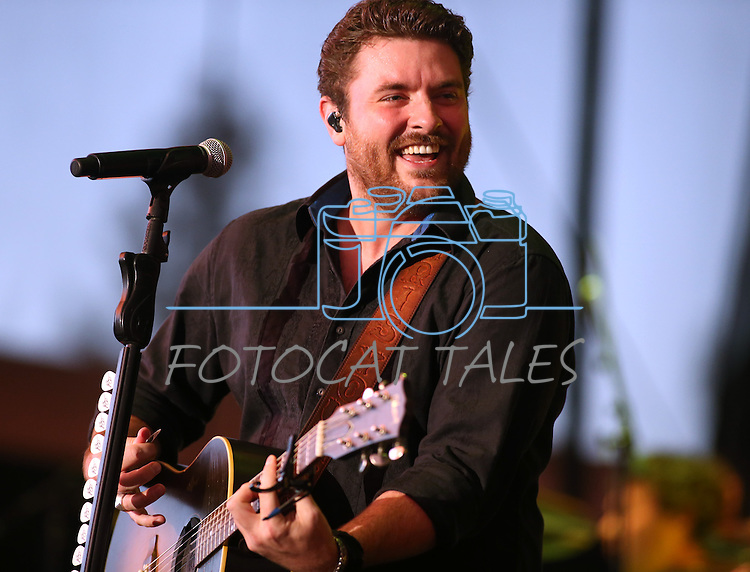 Chris Young performs at the Harveys Lake Tahoe Outdoor Arena in Stateline, Nev., on Friday, Aug. 30, 2013.  <br /> Photo by Cathleen Allison