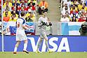 Thibaut Courtois (BEL), JUNE 22, 2014 - Football / Soccer : FIFA World Cup Brazil 2014 Group H match between Belgium 1-0 Russia at the Maracana stadium in Rio de Janeiro, Brazil. (Photo by AFLO)