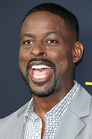 LOS ANGELES - SEP 25: Sterling K Brown at the Premiere of NBC's 'This Is Us' Season 3 at Paramount Studios on September 25, 2018 in Los Angeles, California