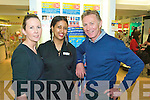 Eamon Coghlan Former world athlete visited CH Chemist on Thursday promoting Lifes 2 Good Magnetic Therapy products