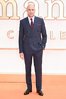 Mark Strong at the world premiere for &quot;Kingsman: The Golden Circle&quot; at the Odeon and Cineworld Leicester Square, London, UK. <br /> 18 September  2017<br /> Picture: Steve Vas/Featureflash/SilverHub 0208 004 5359 sales@silverhubmedia.com