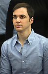 Jim Parsons.attending the Meet & Greet for the Roundabout Theatre Company's Broadway Production of 'Harvey' at their Rehearsal Studios in New York City. 4/20/2012 © Walter McBride/WM Photography .
