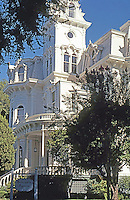 Sacramento CA:  The Governor's Mansion, 1877-78.  Photo 2000.