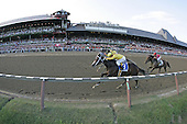 Superfilly Rachel Alexandra dug down with every ounce of courage to hold off hard-charging Macho Again in the Grade 1, $750,000 Woodward Stakes at Saratoga Race Course on Saturday, Sept. 5, 2009.