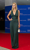 Model Kelly Rohrbach arrives for the 2016 White House Correspondents Association Annual Dinner at the Washington Hilton Hotel on Saturday, April 30, 2016.<br /> Credit: Ron Sachs / CNP<br /> (RESTRICTION: NO New York or New Jersey Newspapers or newspapers within a 75 mile radius of New York City)