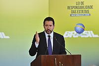 BRASÍLIA, DF, 29.06.2017 - TEMER-DF - O ministro do Planejamento, Dyogo Oliveira durante Cerimônia de 1 ano da Lei de Responsabilidade das Estatais na manhã desta quinta-feira, 29, no Palácio do Planalto. (Foto: Ricardo Botelho/Brazil Photo Press)