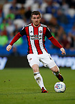 John Fleck of Sheffield Utd  during the Championship match at the Cardiff City Stadium, Cardiff. Picture date: August 15th 2017. Picture credit should read: Simon Bellis/Sportimage