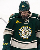 Ross Colton (UVM - 37) - The Boston College Eagles defeated the University of Vermont Catamounts 7-4 on Saturday, March 11, 2017, at Kelley Rink to sweep their Hockey East quarterfinal series.The Boston College Eagles defeated the University of Vermont Catamounts 7-4 on Saturday, March 11, 2017, at Kelley Rink to sweep their Hockey East quarterfinal series.