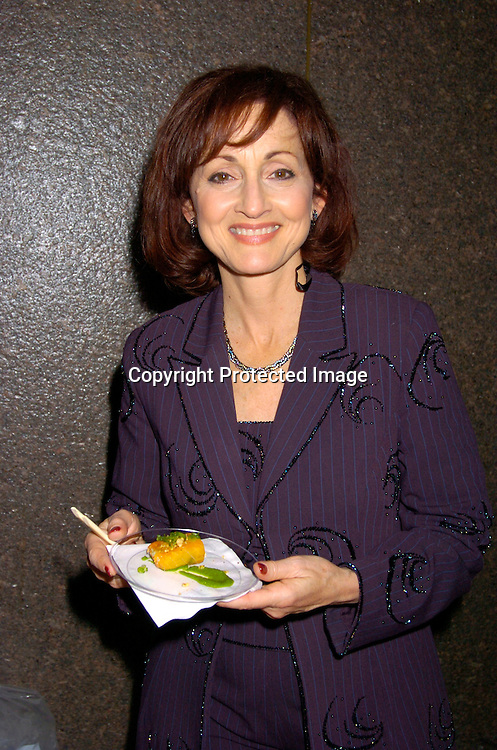Robin Strasser ..at the 12th Annual Gala for The League for the Hard of Hearing called Feast With Famous Faces on October 18, 2004 at JP Morgan Chase. ..Photo by Robin Platzer, Twin Images