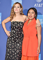 PALM SPRINGS, CA - JANUARY 03: Marina De Tavira (L) and Yalitza Aparicio attend the 30th Annual Palm Springs International Film Festival Film Awards Gala at Palm Springs Convention Center on January 3, 2019 in Palm Springs, California.<br /> CAP/ROT/TM<br /> &copy;TM/ROT/Capital Pictures