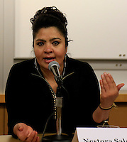 Social Justice Monday with Nestora Salgado