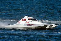 Alan Bush, S-711            (2.5 Litre Stock hydroplane(s)