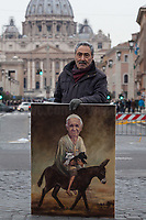 Via della Conciliazione (Rome).<br />