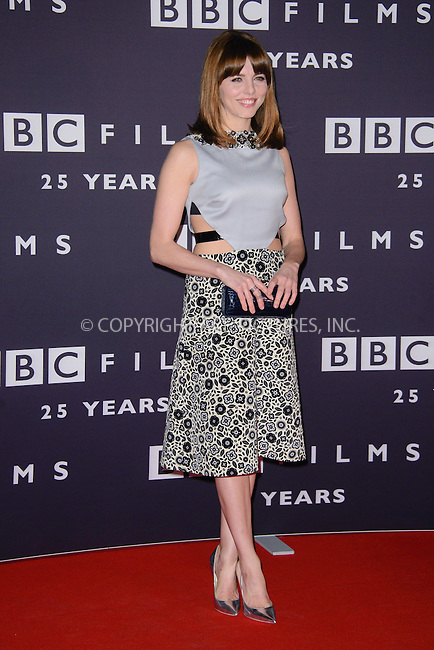 WWW.ACEPIXS.COM<br /> <br /> March 25 2015, London<br /> <br /> Ophelia Lovibond attending the BBC Films' 25th Anniversary Reception at BBC Broadcasting House on March 25, 2015 in London, England<br /> <br /> By Line: Famous/ACE Pictures<br /> <br /> <br /> ACE Pictures, Inc.<br /> tel: 646 769 0430<br /> Email: info@acepixs.com<br /> www.acepixs.com