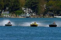 Dustin Daly, SE-40, Katelyn Shaw, SE-127, Parks Jones, SE-57              (SE class flatbottom)