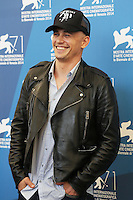 Venice, Italy - September 05: James Franco attends the 'The Sound And The Fury' photocall at Palazzo Del Cinema, during the 71st Venice Film Festival on September 05, 2014 in Venice, Italy. (Photo by Mark Cape/Inside Foto)<br /> Venezia, Italy - September 05: James Franco presente al photocall di 'The Sound And The Fury' al Palazzo Del Cinema, durante del 71st Venice Film Festival. Settenbre 05, 2014 Venezia, Italia. (Photo by Mark Cape/Inside Foto)