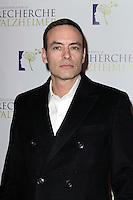 Anthony DELON - Gala de l'Association pour la Recherche sur Alzheimer 30 janvier 2017 - Salle Pleyel - Paris - France # GALA DE L'ASSOCIATION POUR LA RECHERCHE SUR ALZHEIMER A PARIS