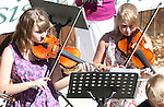 The Carson City Symphony Strings in the Summer performs Thursday, Aug. 4, 2011 at Sierra Place Senior Living in Carson City, Nev.  .Photo by Cathleen Allison