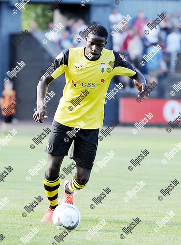 2015-07-18 / Voetbal / seizoen 2015-2016 / Berchem Sport / Boris Kamneng Djoum<br /><br />Foto: Mpics.be