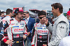 Fernando ALONSO (ESP), TOYOTA TS050 Hybrid #8, KOBAYASHI Kamui (JPN), TOYOTA TS050 Hybrid #7, Raphael NADAL (ESP), 24 HEURES LE MANS 2018